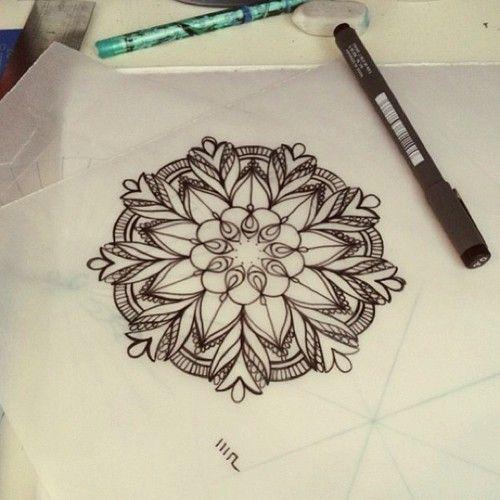 Tattoo Design Sketches Mandalas Tattoo Design Mandalas Design Tattoo ...
