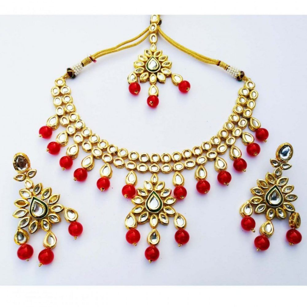 New Indian Necklace Deluxe
