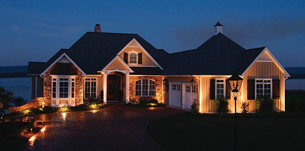 Solar Lights Can Light Up Your Night When I Build A House