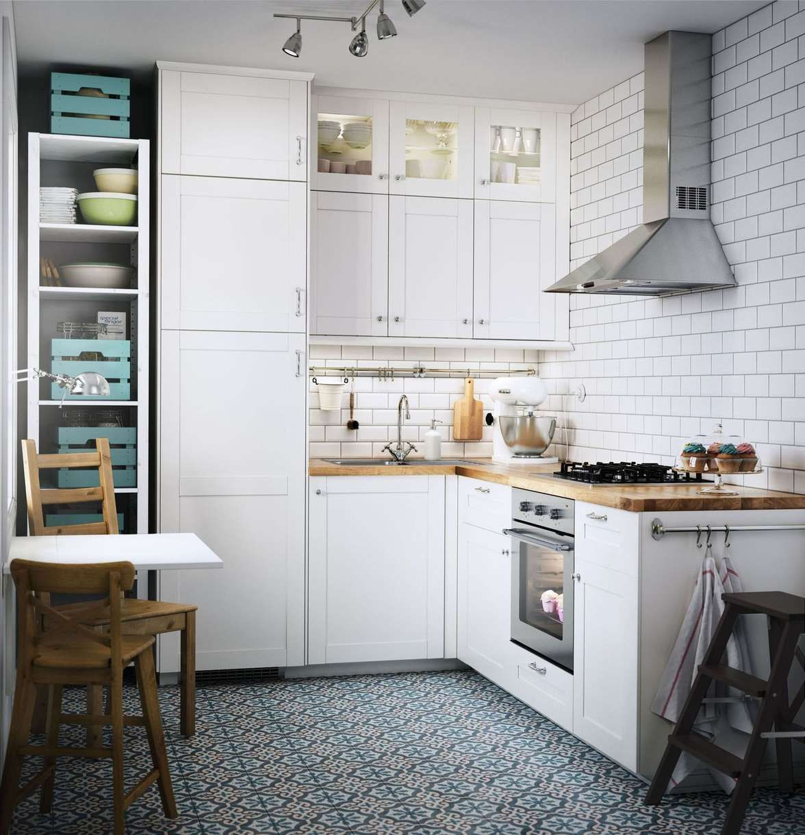 Design Idee Decoration Cuisine Ikea