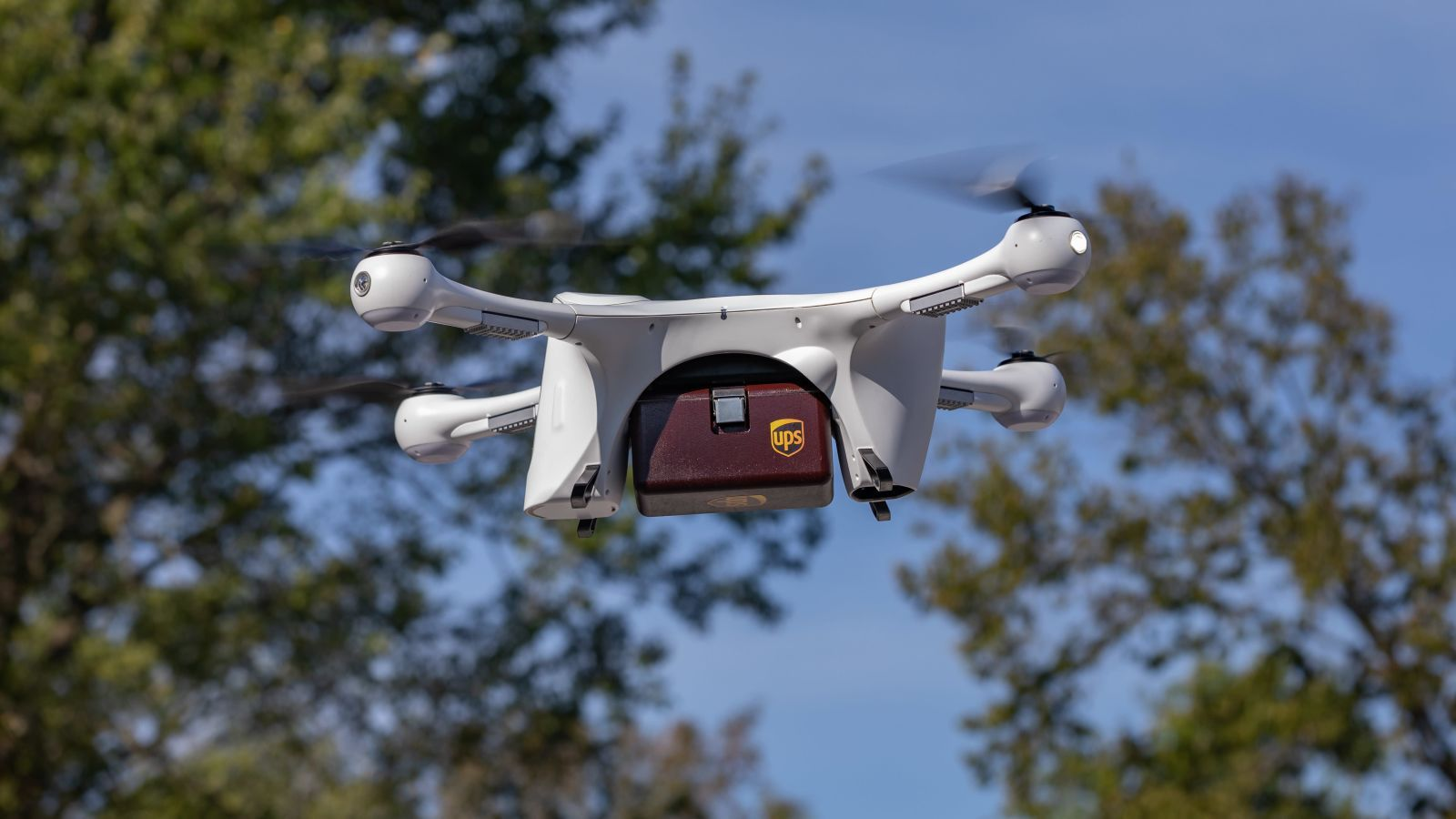 UPS Gets FAA Approval to Run America's First Drone