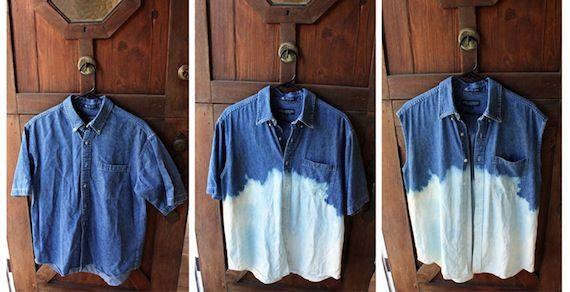 DIY shirt project
