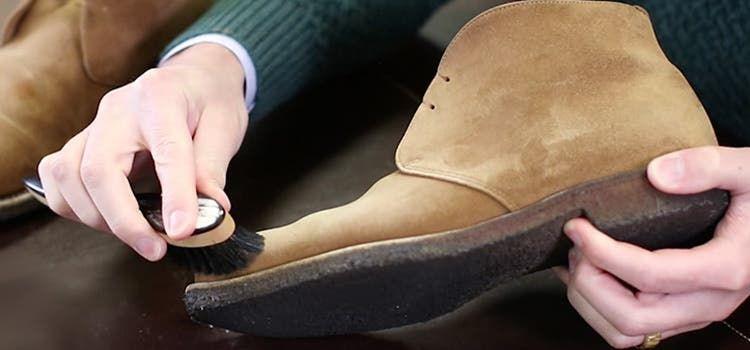 6 Trucos para limpiar ZAPATOS DE ANTE, gamuza o suede en 2020 | Limpiar  zapatos de ante, Como limpiar zapatos, Limpiar zapatos de piel