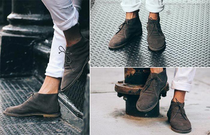d2d635f9615 Hobes Chukka Boots | Men's Apparel | Boots, Travel shoes, Shoes