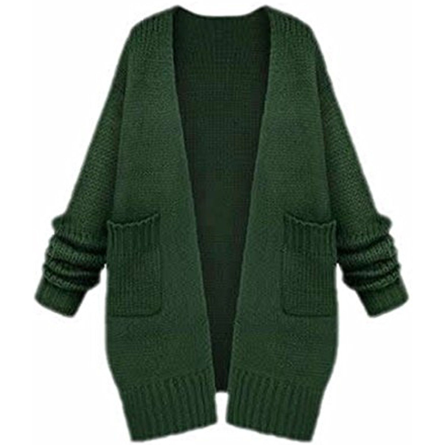 Women's Casual Loose Cardigan Coat ** Check out the image by ...