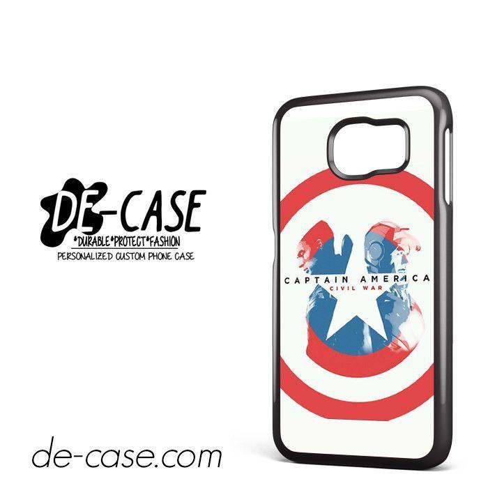 Captai America Civil War Poster DEAL-2320 Samsung Phonecase Cover For Samsung Galaxy S6 / S6 Edge / S6 Edge Plus