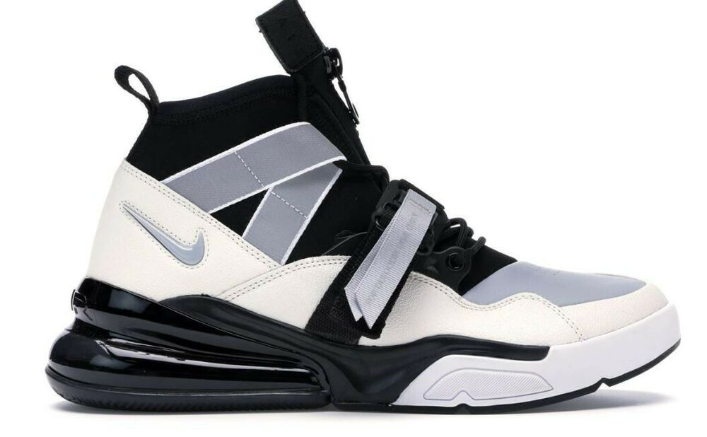 d0ddcc755299 Air Force 270 Utility Black Sail  fashion  clothing  shoes  accessories   mensshoes