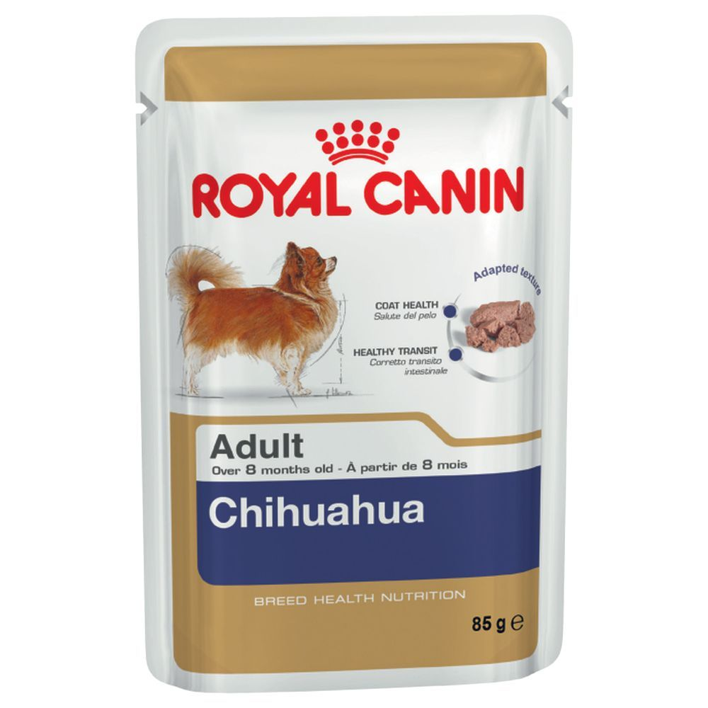 Animalerie royal canin breed chihuahua pour chien 24 x 85