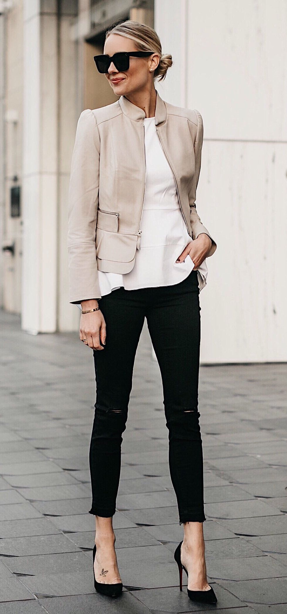 40+ Chic Fall Outfits To Stand Out From The Crowd || #fall ...