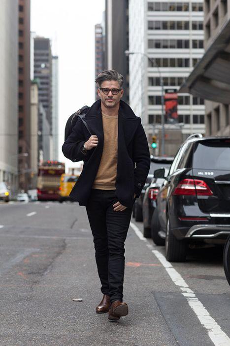 Что носят на мужской Неделе моды в Нью-Йорке