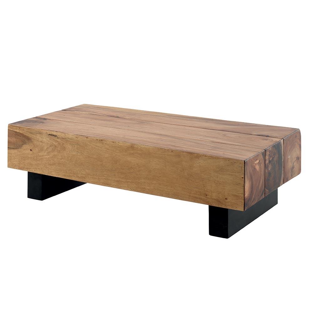 Table Basse Rectangulaire Apen En Bois De Suar A Petit Prix Table Basse Bois Table Basse Rectangulaire Table Basse