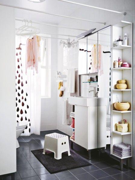 Kleines Badezimmer? Kein Problem! kleine Badezimmer, Badezimmer - einrichtung badezimmer klein