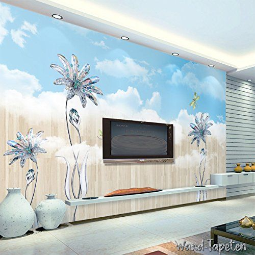 WTD Papel pintado pared papel pintado pared Imágenes 3d d
