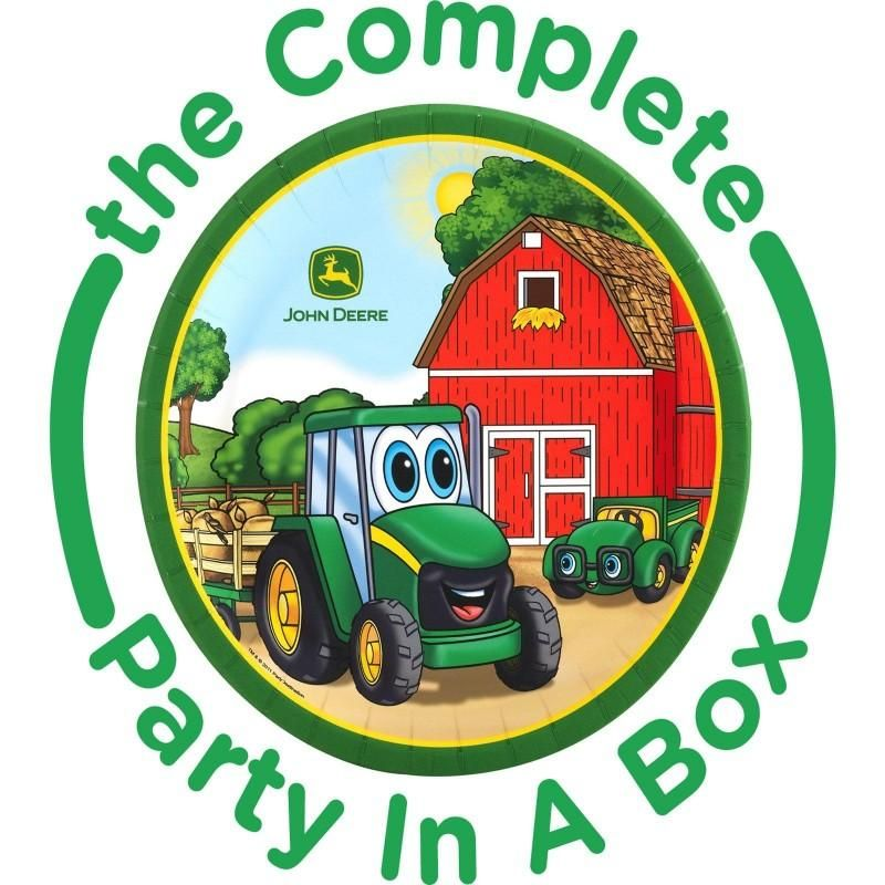 Johnny Tractor 1St Birthday Party Supplies - drive ...