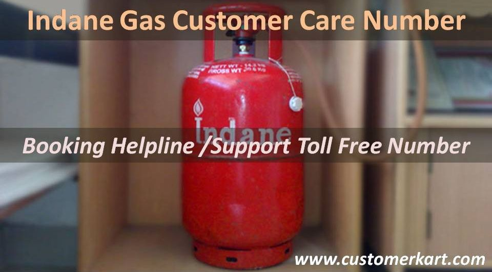 Customers of Indane Gas, for your assistance here we have