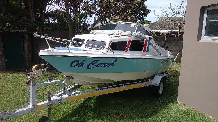 Moonraker cabin boat for sale(similar to calibre,baronet and