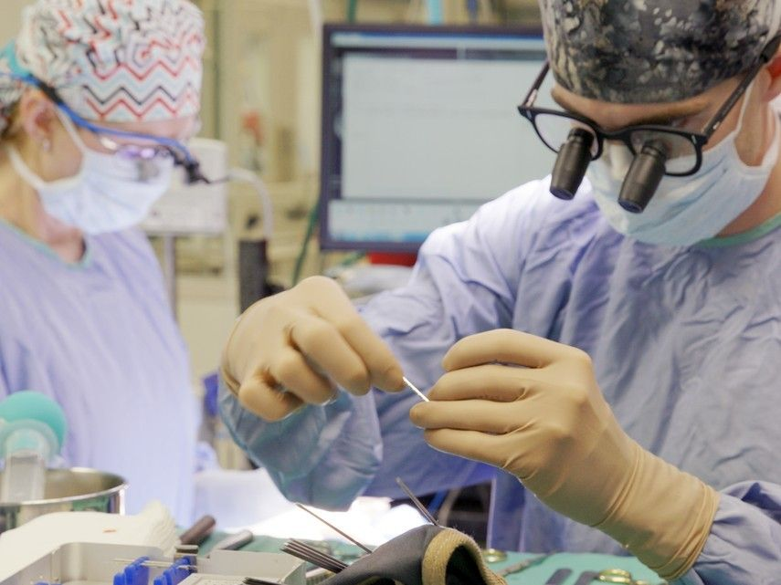 This series follows the highly trained doctors of Gulf
