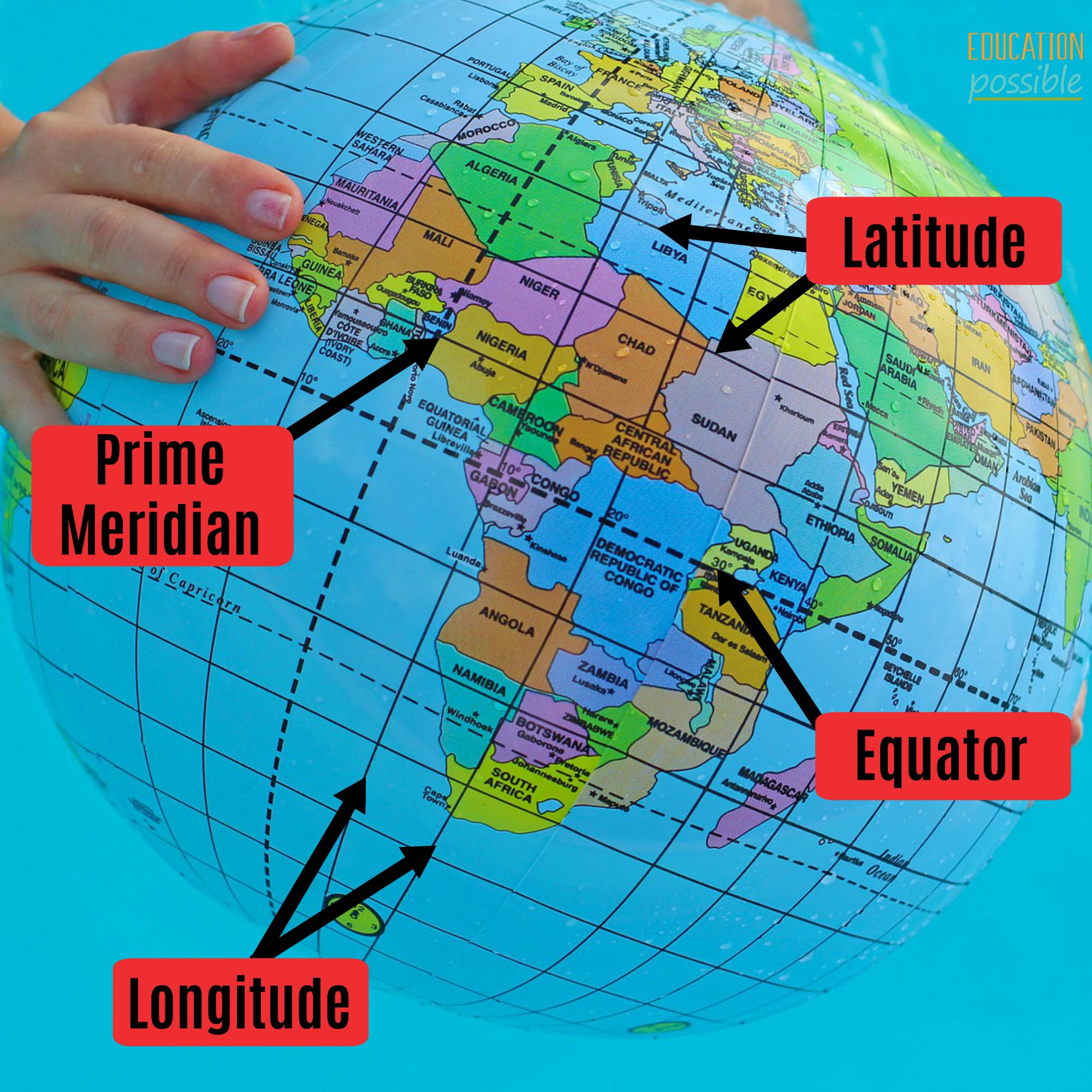 Teens Can Learn Latitude Amp Longitude With This Fun