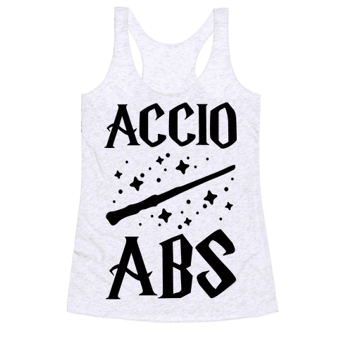 Accio Abs – Show off your love of Harry Potter with this fitness inspired, worko…