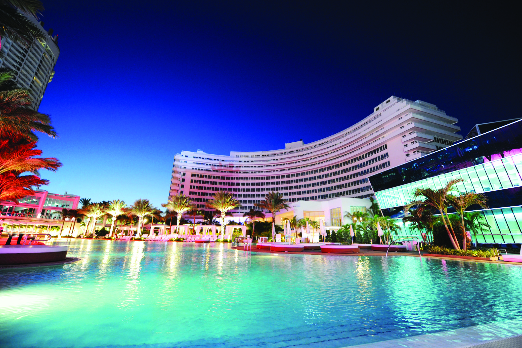 The Fontainebleau Miami Beach Or