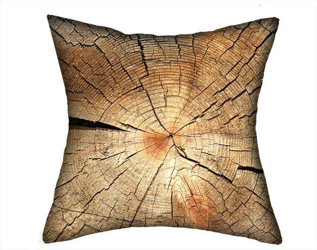 kissen holz pillow by at design via kissen pinterest wohndeko sch ne. Black Bedroom Furniture Sets. Home Design Ideas