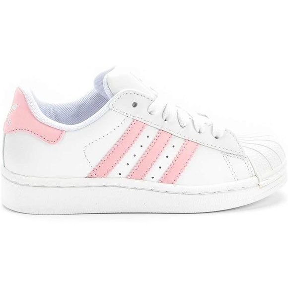 Shop Women\u0027s Adidas size 8 Shoes at a discounted price at Poshmark.  Description: Looking for Adidas superstars with baby pink or black stripes!