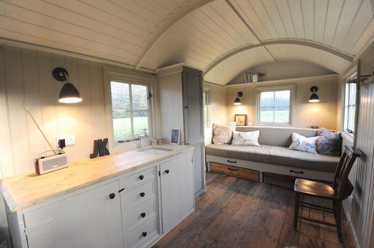 woonwagen interieur - Yahoo Kuvanhakutulokset - Bed & Breakfast ...