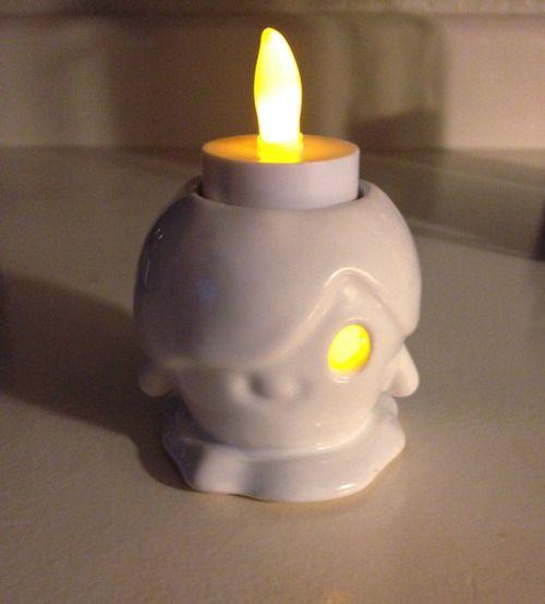 Pokemon Litwick LED Candle
