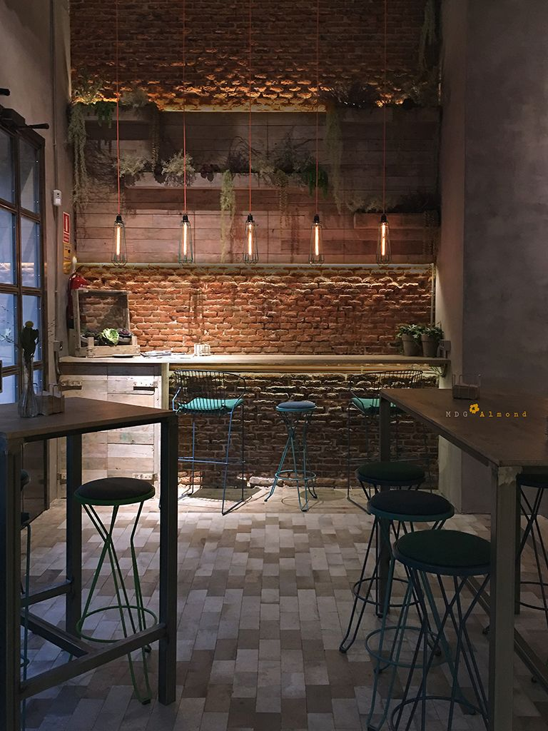 BEST Restaurant ✿ Interior Project Design U2022 Decoration U0026 Furniture Design  By MDG Almond ✿ Authenticity Was At The Heart Of This Project, Discovering  The ...
