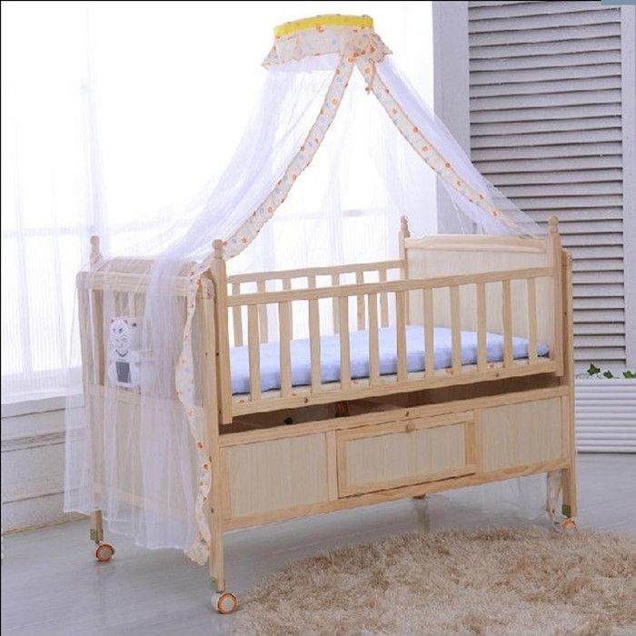 Crib Netting Baby Bedding Charitable Portable Folding Baby Sleeping Clean Bed Pad Sealed Mosquito Nets Baby Toy