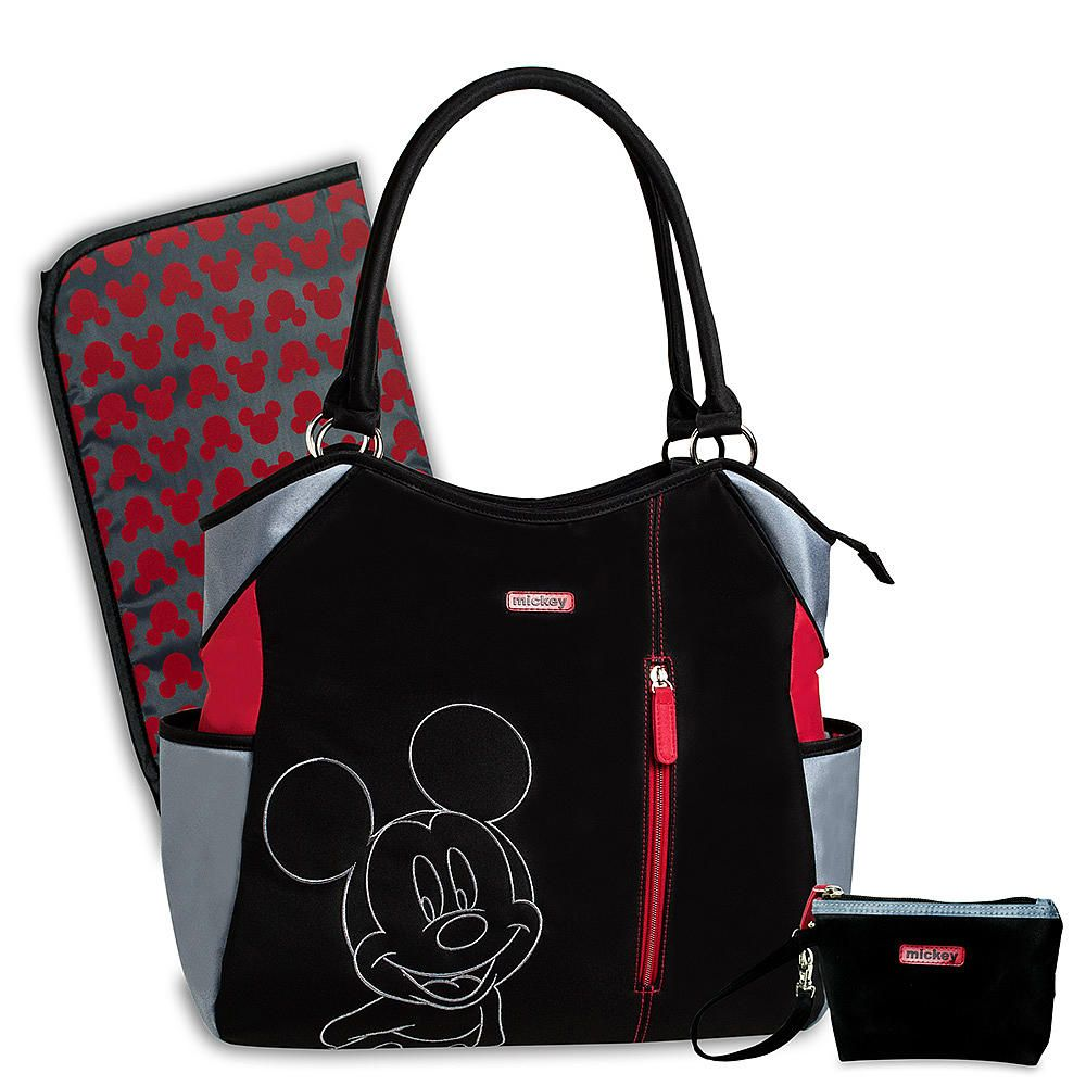 Disney Mickey Fashion Tote Baby Babies R Us Mouse