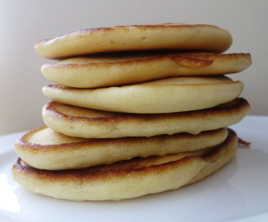 USA: Buttermilk Griddle Cakes wie sie Gary Cooper mochte (Pancakes) | Cooking around the world