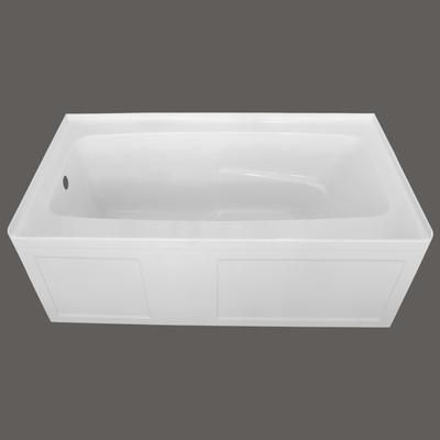 Valley - ISIS2 Skirted Bathtub Left Hand Drain - ISIS2S6032SKLH ...