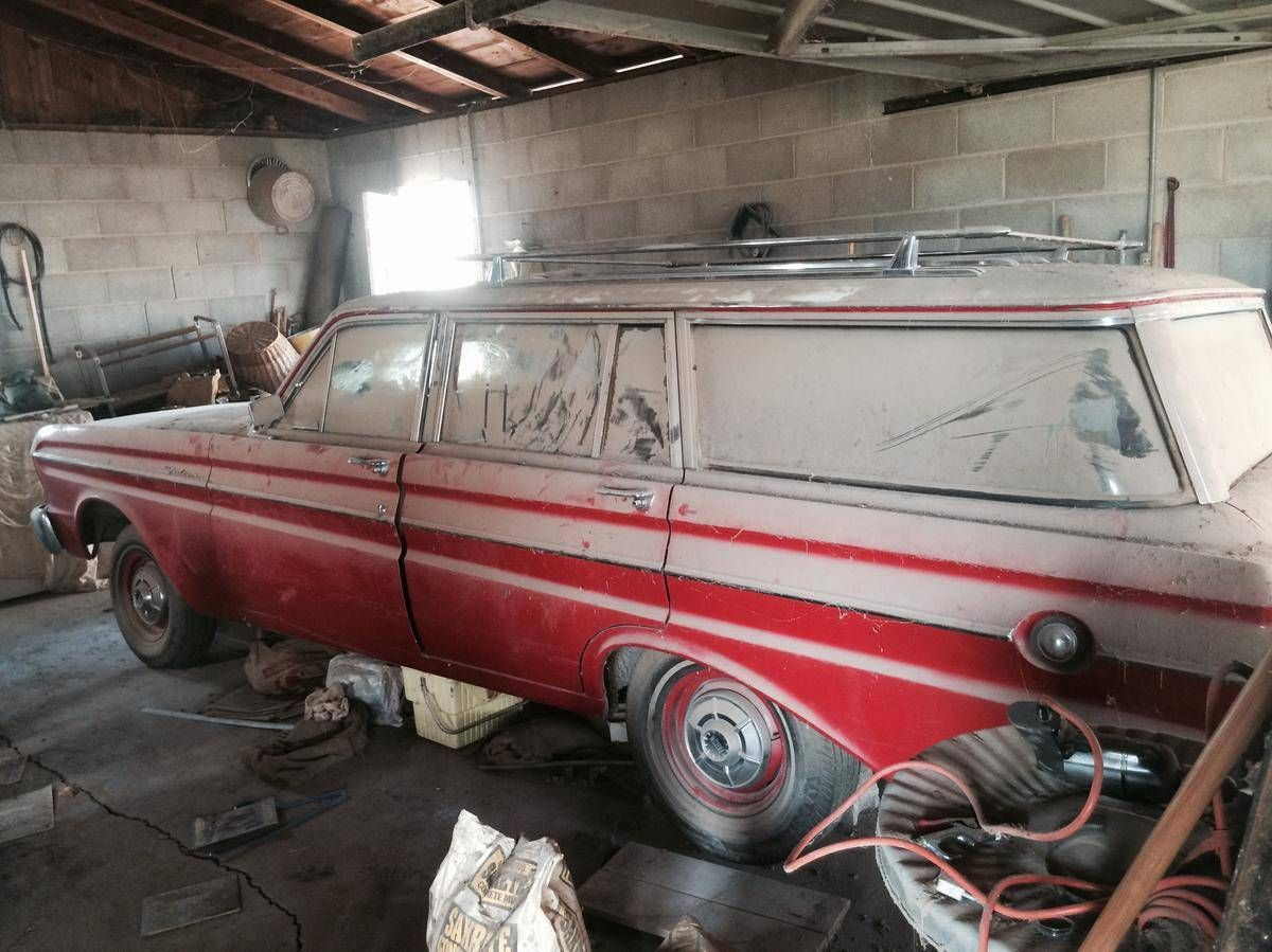 1964 Ford Falcon Station Wagon For Sale 1755305 Hemmings Motor