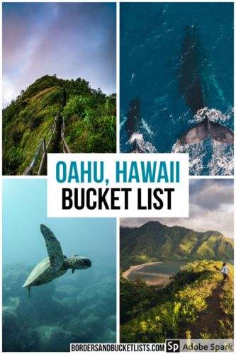 The Best 100 Things to Do on Oahu | Borders & Bucket Lists