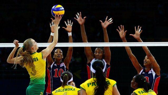 Poland V Bulgaria In Men S Volleyball Volleyball Camp Women Volleyball Usa Volleyball