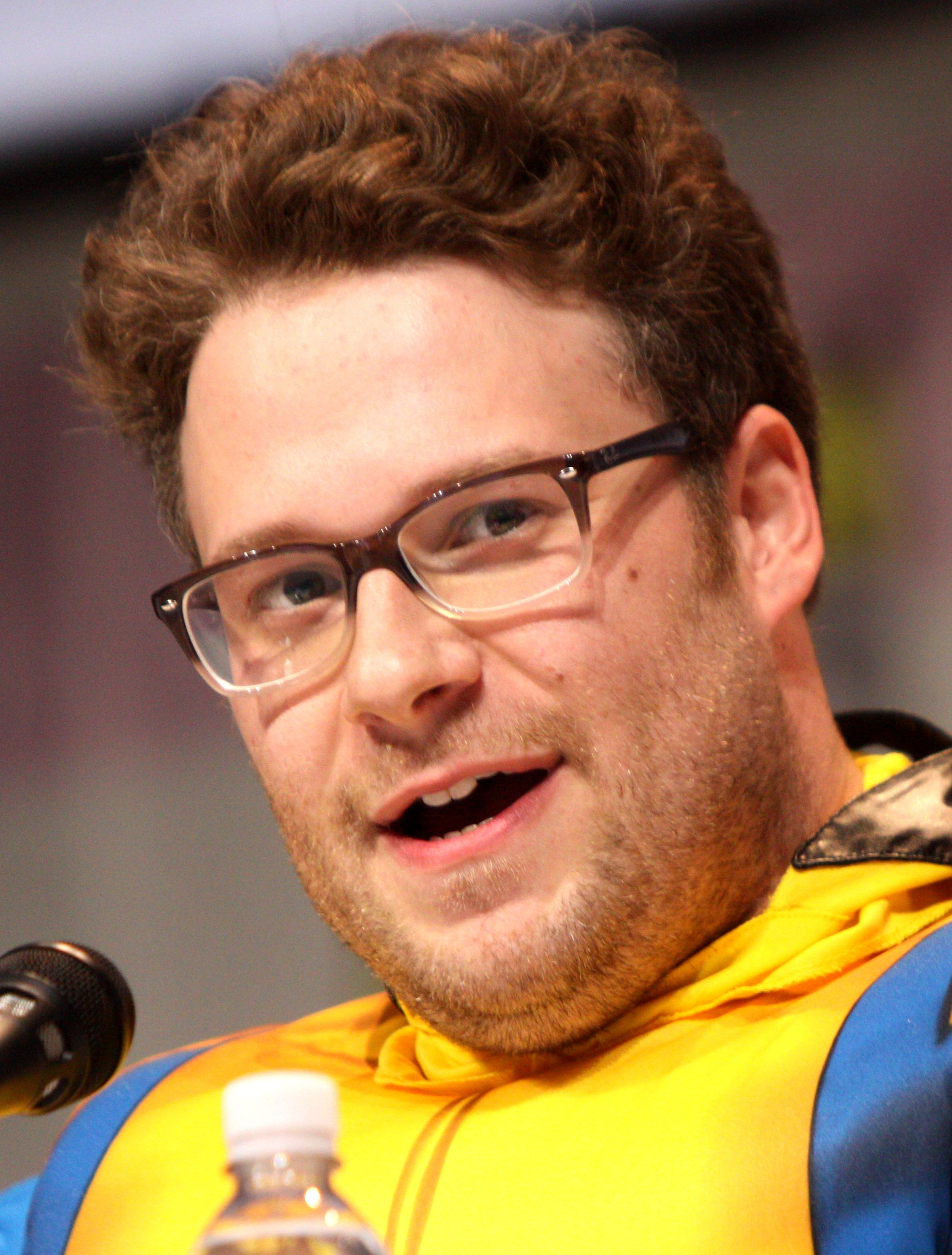 Seth Rogan ugggghhhh, fine he's been okay Jon favreau