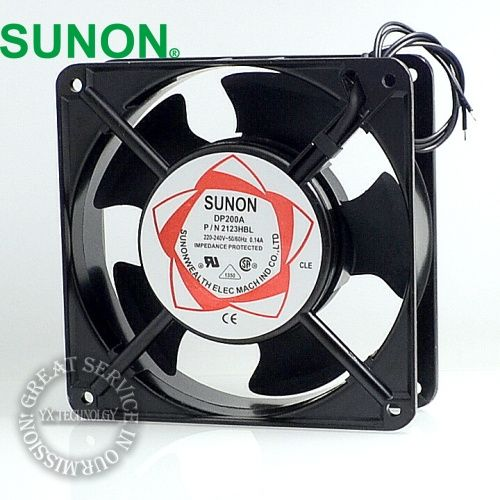 Sunon Fan New Cabinet Cooling Fan Dp200a P N 2123xsl 220v Axial