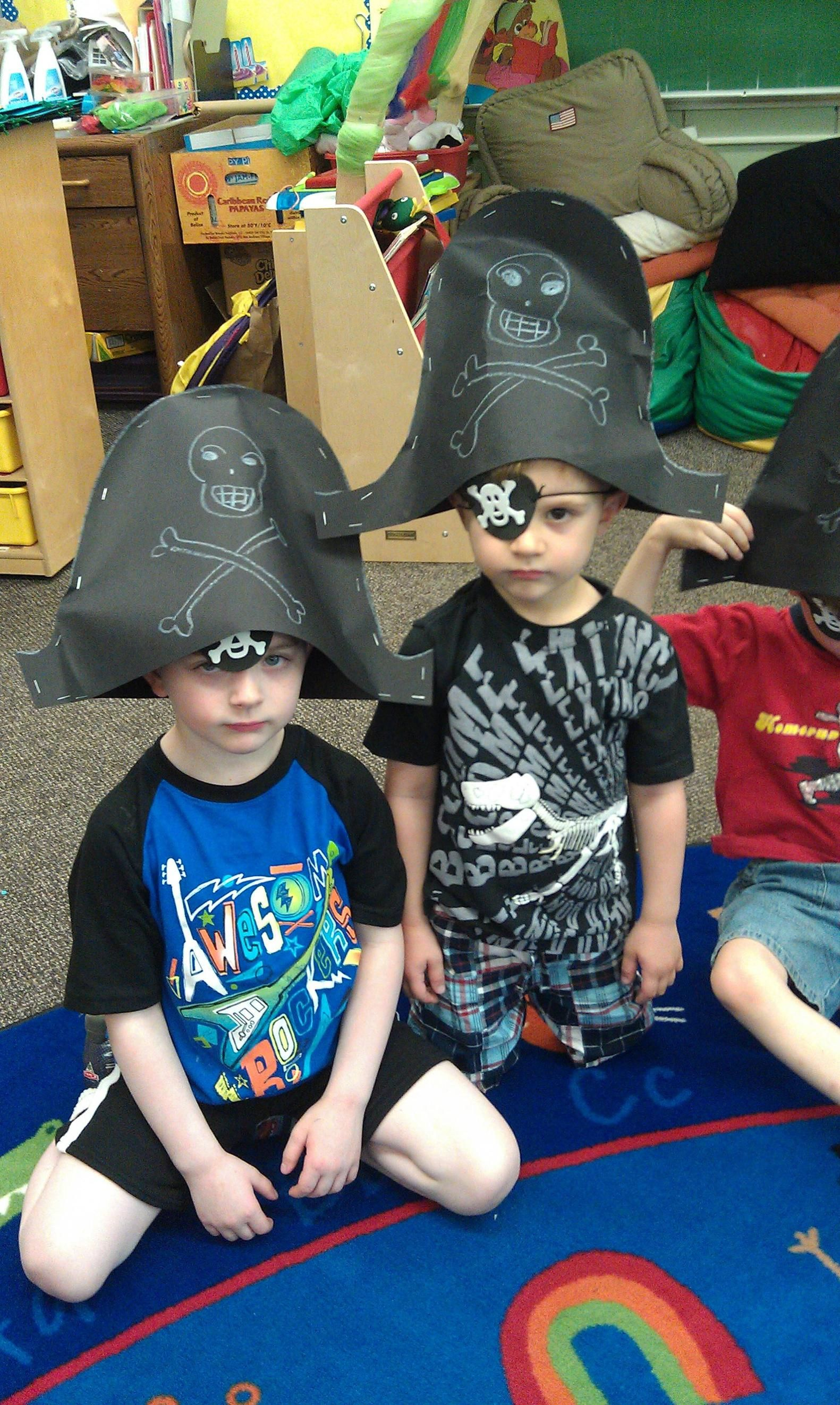 Some Resident Pirates