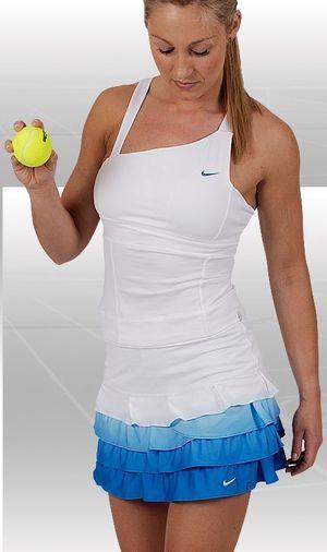 vestito tennis nike
