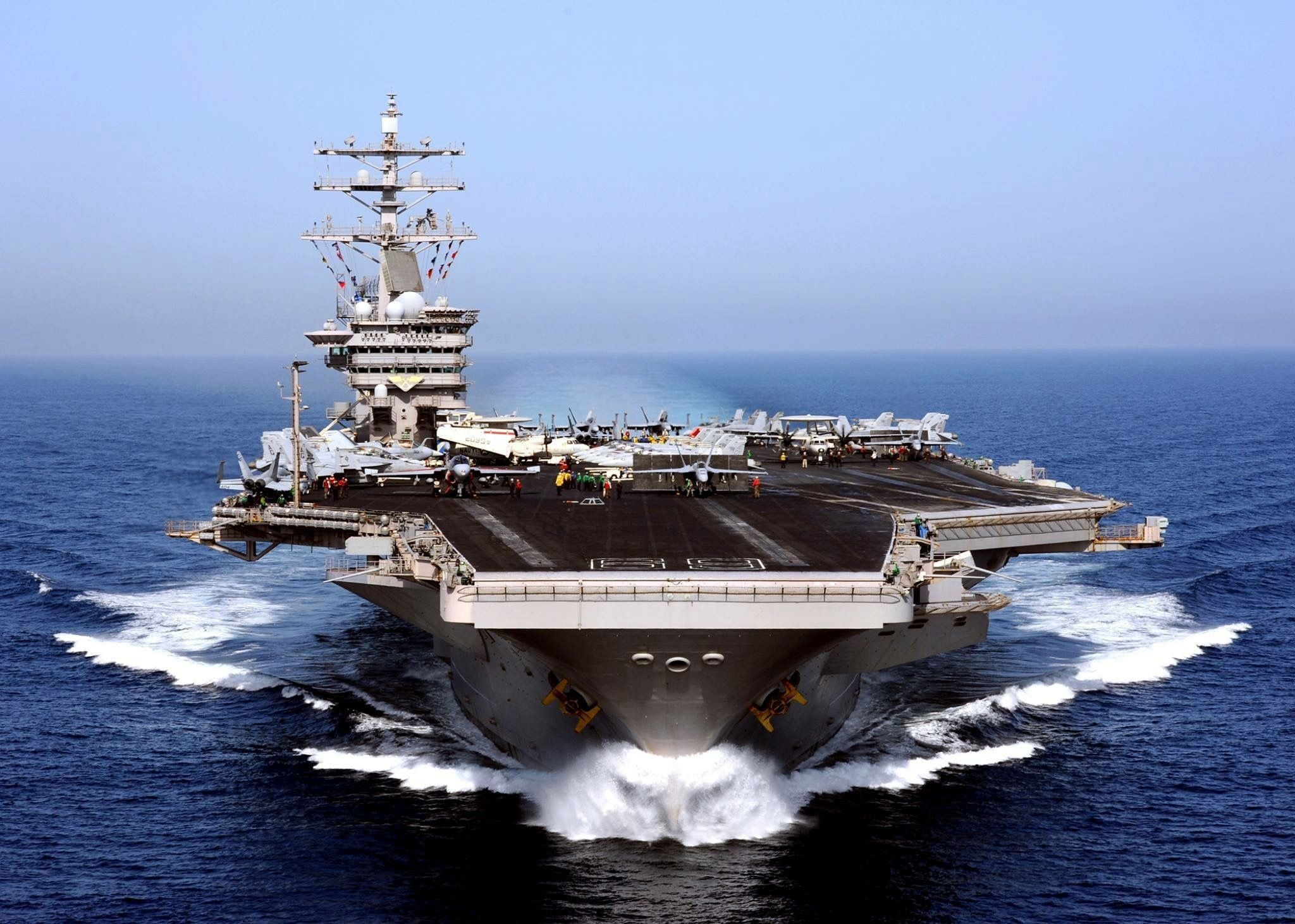 "USS CONSTELLATION CV64 ""Connie"" My stepson was assigned"