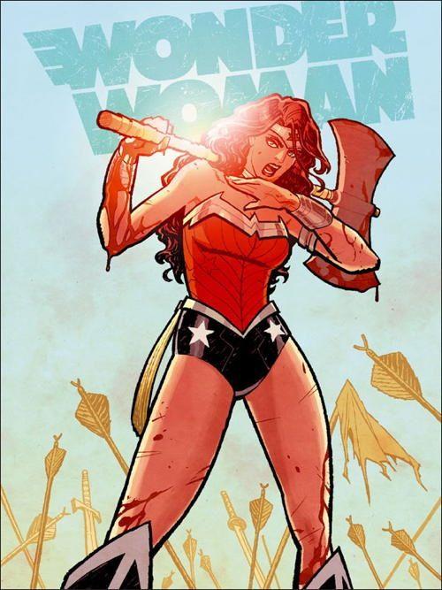 [Cine] Lexi Alexander cree que Warner Bros. ya le ha propuesto la dirección de Wonder Woman a una directora » BdS - Blog de Superhéroes