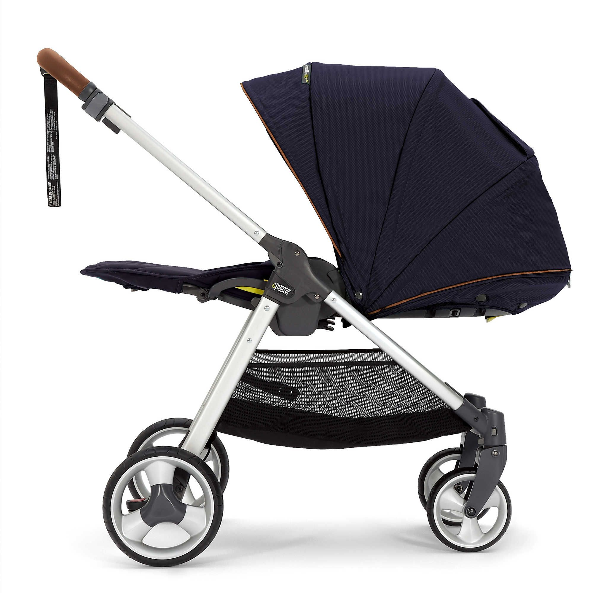 Designed for city or countryside escapades with baby the pact Armadillo Flip XT Stroller features an innovative reversible seat chunky wheels with