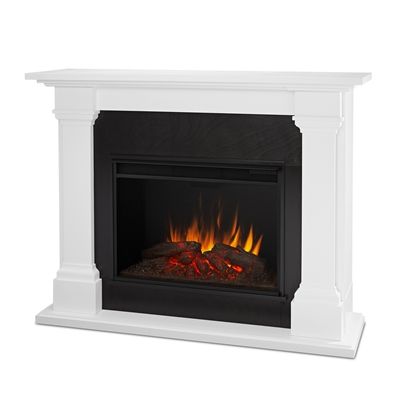 Shop Real Flame Callaway Grand Electric Fireplace At Lowe S Canada
