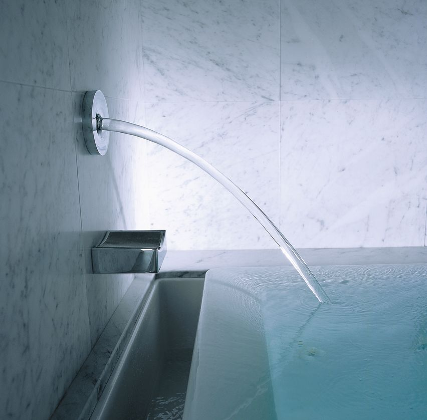 Infinity Sink: Right Bath Installs A Kohler Sok Infinity Tub... Yah, We