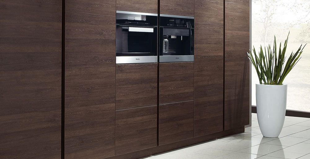 Schröder Küchen | Cottage Küche | Sincrono GLX Tobacco Oak