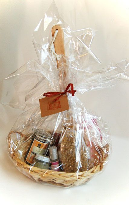 Natural gluten free vegan skin care gift basket set 3250 via natural gluten free vegan skin care gift basket set 3250 via etsy negle Image collections