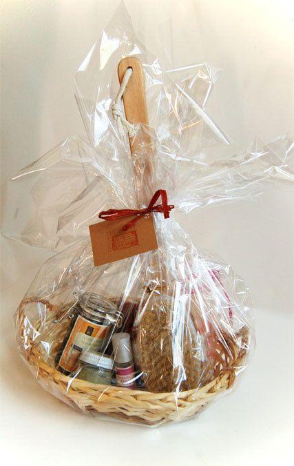 Natural gluten free vegan skin care gift basket set 2750 via natural gluten free vegan skin care gift basket set 2750 via etsy negle Images