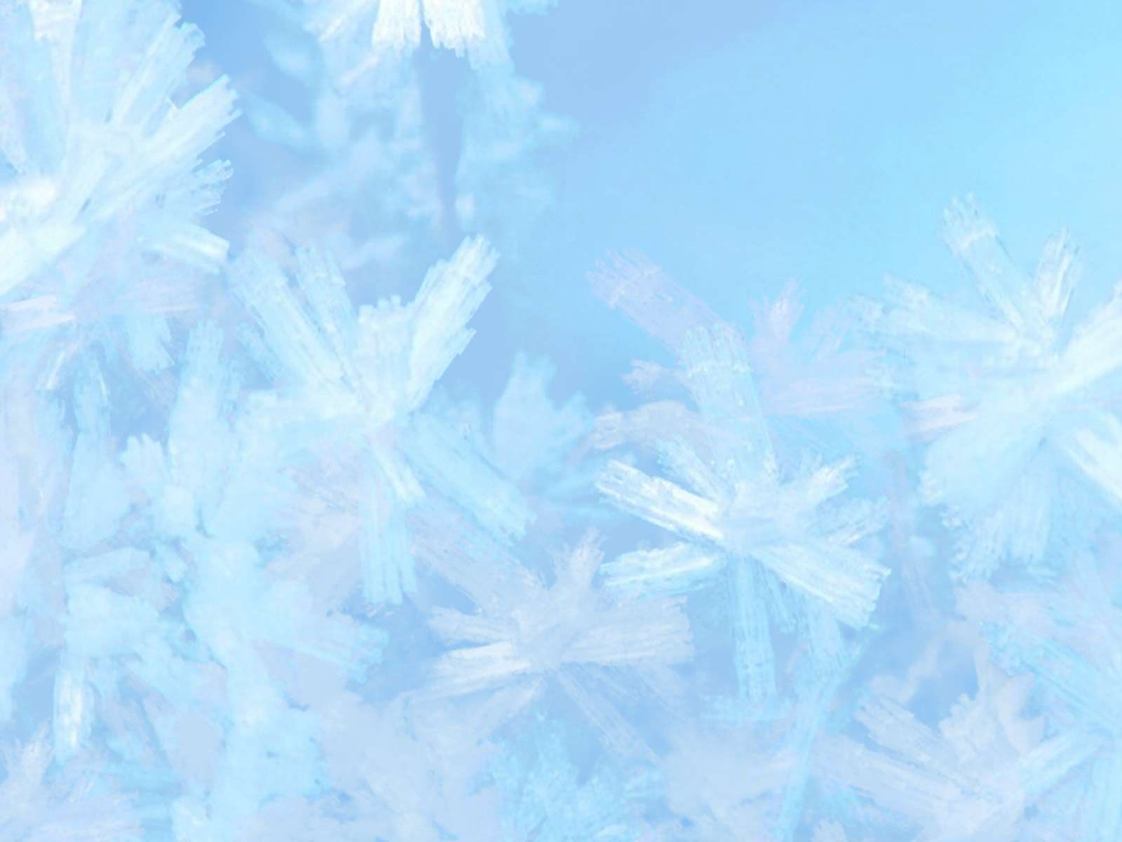 Snow Crystal PowerPoint Background | Powerpoint Backgrounds ...