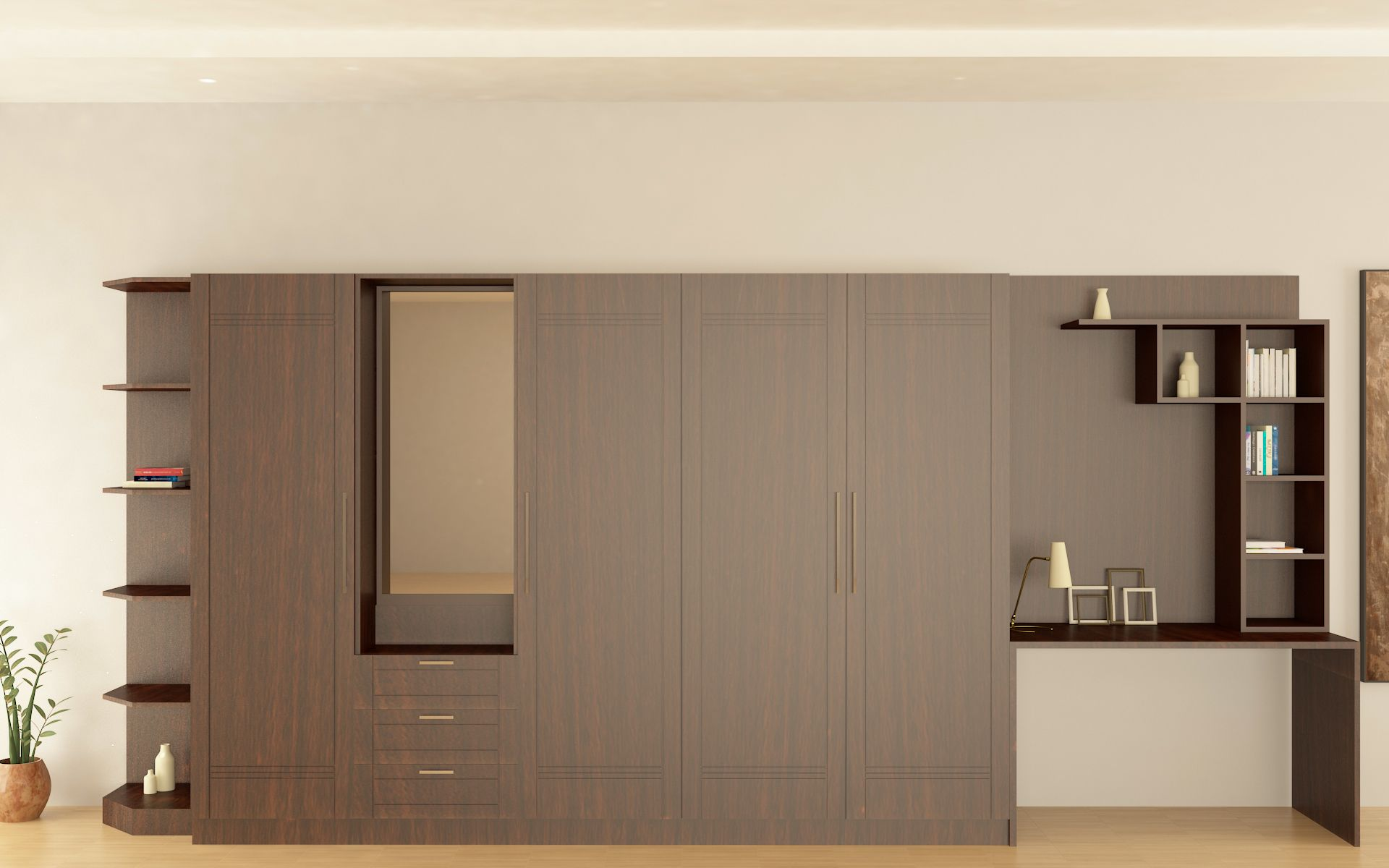 Buy Wardrobes Online In Pune At Lowest Prices From Ap Interio Explore The Trendy Collections Wardrobe Design Wardrobe Design Bedroom Bedroom Furniture Design